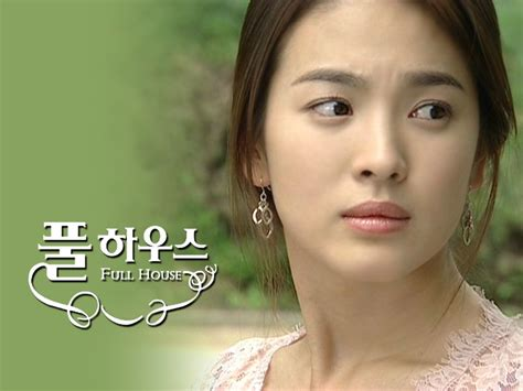 Song Hye Kyo House by Apple Waffle October 2010