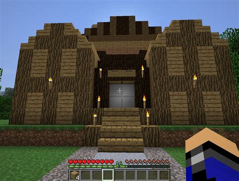 minecraft redstone house my redstone house minecraft project