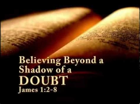 Beyond A Shadow tpm broadcast believing beyond a shadow of a doubt 2 10