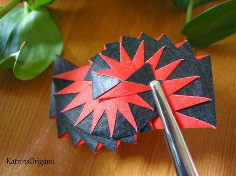 Curlicue Origami - 17 best images about curlicue origami kinetic on