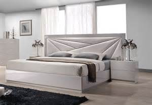 lovely Platform Bed Designs With Storage #1: Lacquered-Leather-Modern-Platform-Bed-With-Extra-Storage-Indianapolis-modern-leather-bed-designs-.jpg