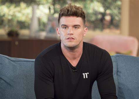 gary beadle hairstyle gaz beadle threatens to shut down katie salmon and love