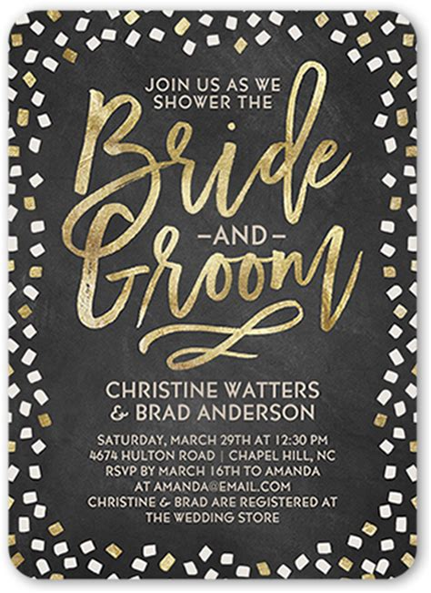 Wedding Gift Etiquette For Couples by Couples Wedding Shower Etiquette Shutterfly