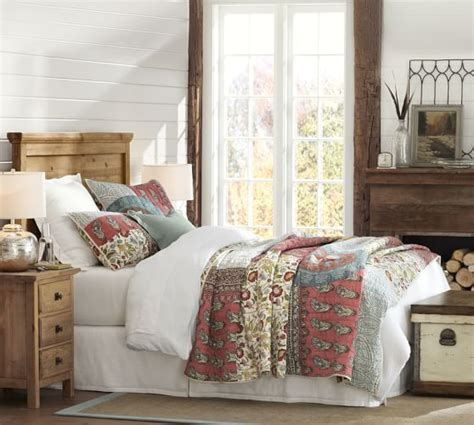 Pottery Barn Patchwork Quilt - patchwork quilt sham pottery barn