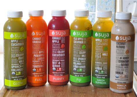 Suja One Day Detox by Suja Juice Cleanse Giveaway Nutritious Eats