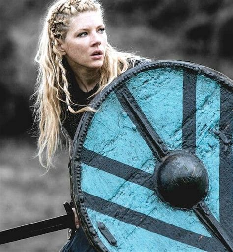 vikings lagatha hair lagertha the shield maiden viking pinterest