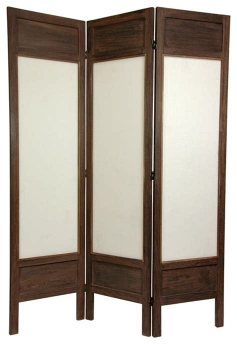 6 ft tall solid frame fabric room divider 4 panels