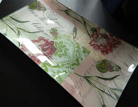 How To Decoupage Plates - learn how to make decoupage plates my creative side