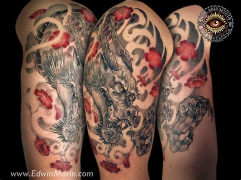japanese tattoo artist los angeles tattoos the art and tattoos of edwin marin