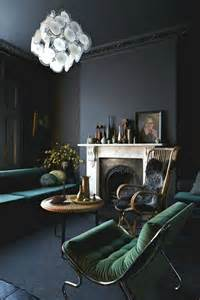 dark grey walls make for dramatic and cosy space will the click images below see navy gray bedroom image gallery
