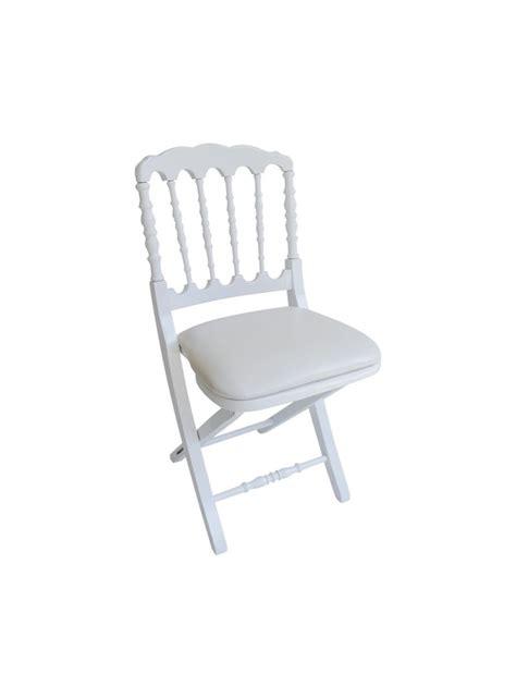 Chaise Napoleon Pliante chaise napoleon pliante en bois pour r 233 ception banquet