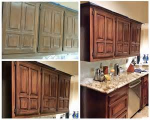 java gel stain cabinets java gel stain kitchen transformation general finishes