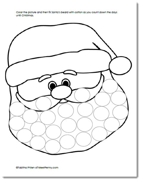 santa claus craft template 5 best images of santa claus printable pattern santa