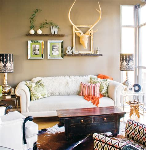 Eclectic Home Decor by World Home Improvement 2012 Decorating Ideas Vintage