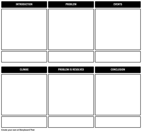 storyboard template software 10 best parts of a story images on plot