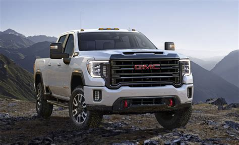 2020 gmc vs ford by the numbers comparison 2019 ford duty vs 2020
