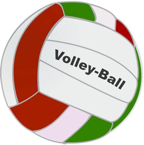 clipart pallavolo volley clip at clker vector clip