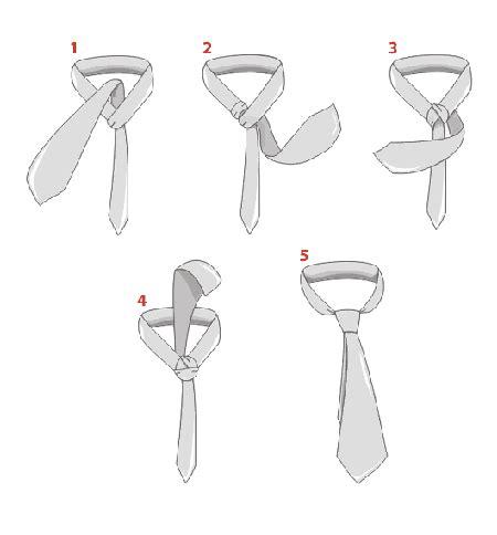 nudo medio windsor c 243 mo hacer un nudo de corbata