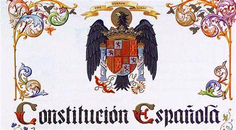 constitucin espaola 29 de la constituci 243 n espa 241 ola de 1978 derecho administrativo