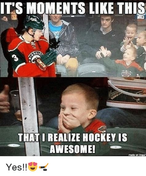 yes thatsawesom memes thats awesome its moments like this that irealize hockey is awesome mode