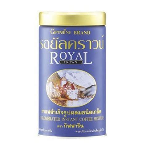 Royal Collagen Cappuccino royal crown reduced products thailand royal crown reduced