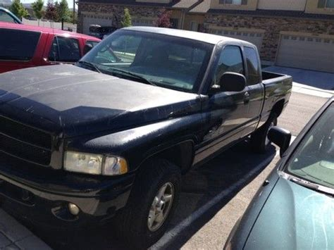 find used 2000 dodge ram 1500 sport extended cab pickup 4 door 5 9l in tafton pennsylvania find used 2000 dodge ram 1500 sport extended cab pickup 4 door 5 9l in herriman utah united states