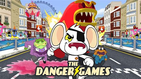 The Danger danger mouse the danger elitegamer most