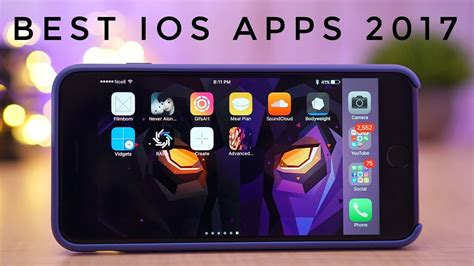 what is popular in 2017 top 10 best ios apps 2017 must have youtube