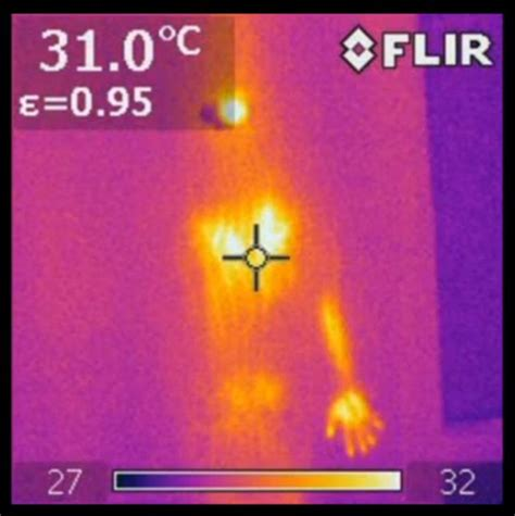 ghost images vision thermal image ghosts center for inquiry