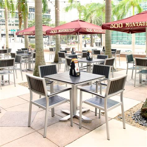 Commercial Outdoor Patio Furniture Outdoor Furniture For Commercial Contract Hospitality Spaces Exterior Atlanta By