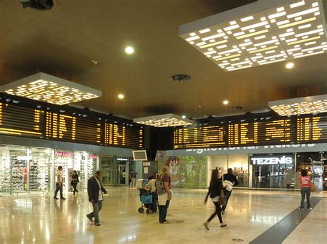 porta garibaldi negozi transport facilities interiors airports railway stations