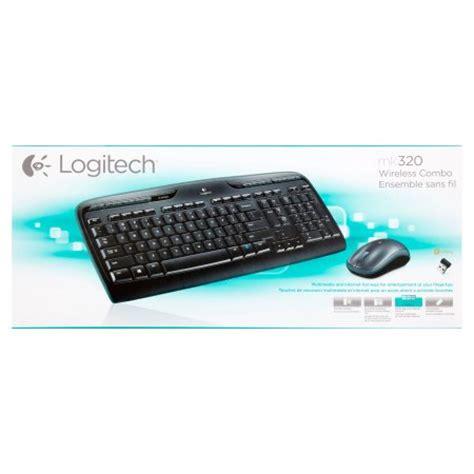 Keyboard Logitech Mk320 logitech mk320 wireless desktop keyboard and mouse