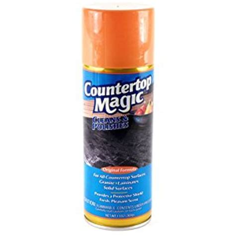 Countertop Magic Reviews by Homax Fm44 13 Ounce Countertop Magic Cleaner