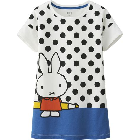 announcing the miffy x uniqlo collection spring summer