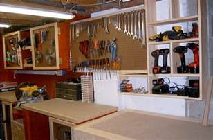 Where To Place Handles On Kitchen Cabinets best garage workbench ideas home interiors
