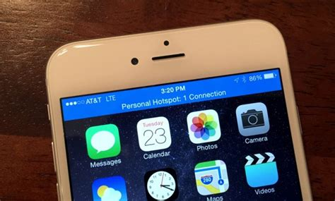 layout still needs update after calling yosemite how to use the ios 9 hotspot