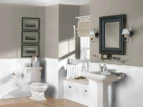 bathroom paint color small
