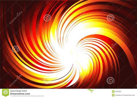 Burning Light Burning Light Rays Stock Vector Image Of Design Concept