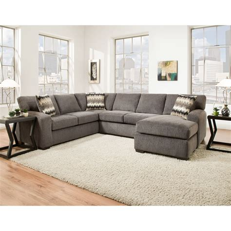 5 sectional sofa furniture 5250 sectional sofa seats 5 vandrie