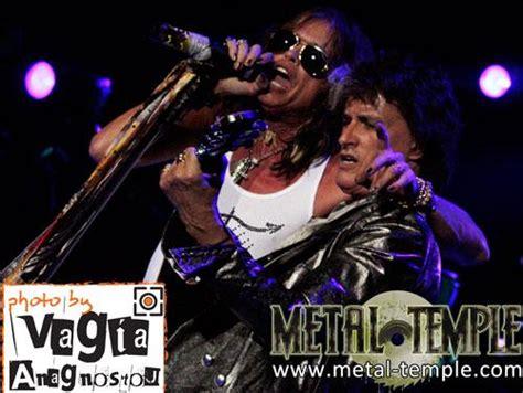 Kaos Aerosmith 10 view image metal temple