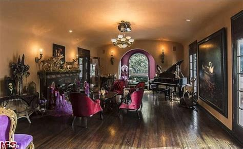 Banisters For Sale Kat Von D To Sell Her Gothic Mansion For 2 5 Million As