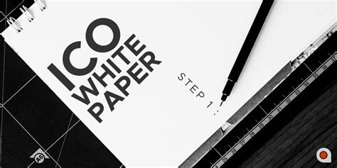 How To Write A Good White Paper For Your Ico In 10 Steps Ico White Paper Template