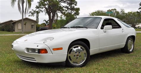 1987 porsche 928 s4 sports car market keith martin s guide to car collecting and investing