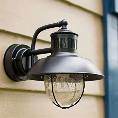 outdoor coach lights with sensor outdoor lighting stunning outdoor motion sensor coach
