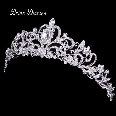 Wedding Hair Accessories Tiara by Tiaras And Crowns Wedding Hair Accessories Tiara Bridal