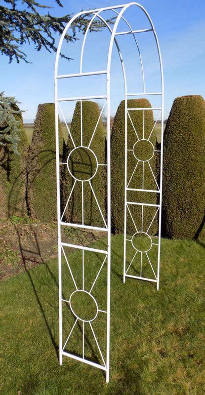White Wedding Arch Uk by Uk Garden Supplies White Garden Arch Wedding Arch