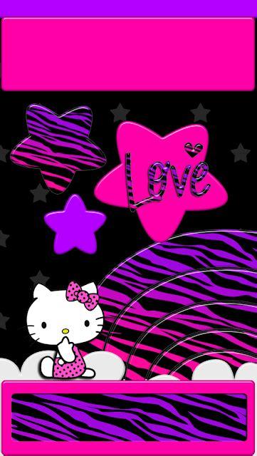 hello kitty zebra wallpaper iphonealicious zebra rainbow hello kitty wallpaper