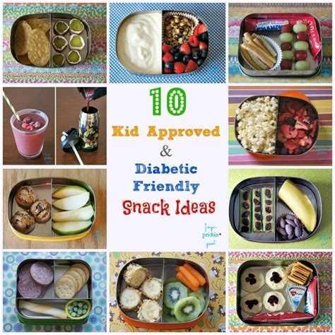 7 Safe Ideas For School Snack Time by 14 Best Images About Diabetic Meals On