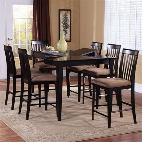 montreal 7 butterfly pub table set contemporary