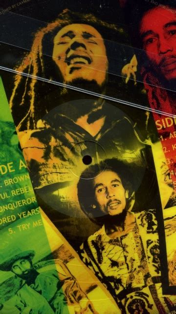 bob marley mobile wallpaper hd gallery